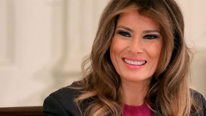 Melania Trump hosts White House roundtable on cyberbullying on March 20, 2018