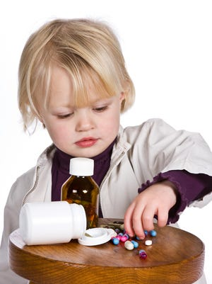 According to the Tennessee Poison Center, more than half the calls they receive are for accidental poisoning of children.