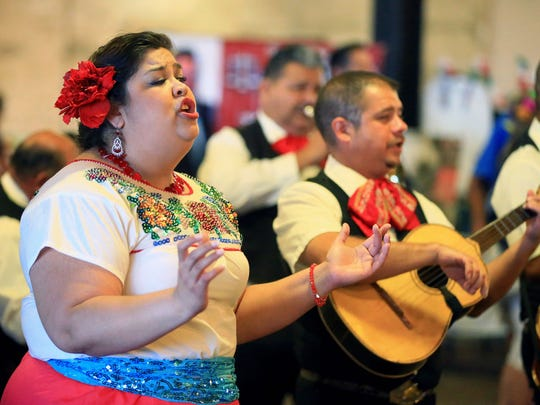 The United Corpus Christi Chamber of Commerce will host the Diez y Seis de Septiembre Community Festival and Mercado from noon to 5 p.m. Saturday, Sept. 16 at the Congressman Solomon P. Ortiz International Center, 402 Harbor Drive. Featuring local and international vendors, a food truck park, entertainment stage, and an el grito competition. A limited number of VIP tickets include entry into the Fiesta Jardin, full lunch buffet, VIP seating, and raffle ticket. Cost: Free, items available for purchase; $30 VIP. Information: 361-881-1800 or www.unitedcorpuschristichamber.com.