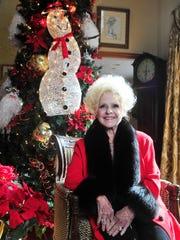 Brenda Lee at her home on Dec. 2, 2015, in Nashville.