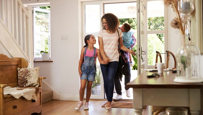 For families with young children, selling a house by auction means less work to keep your house in order for unexpected showings to buyers.