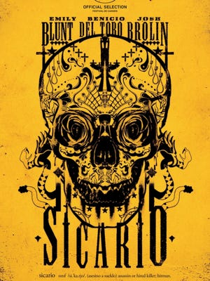 Sicario one-sheet