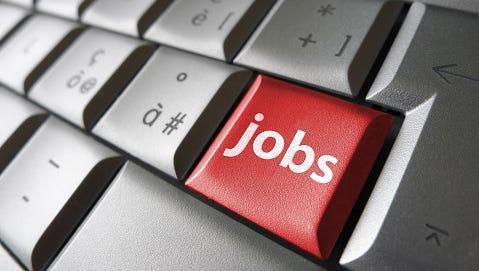 Web Job Search Key