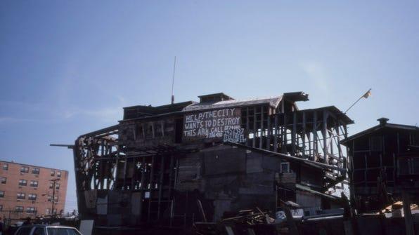 Kea's Ark.