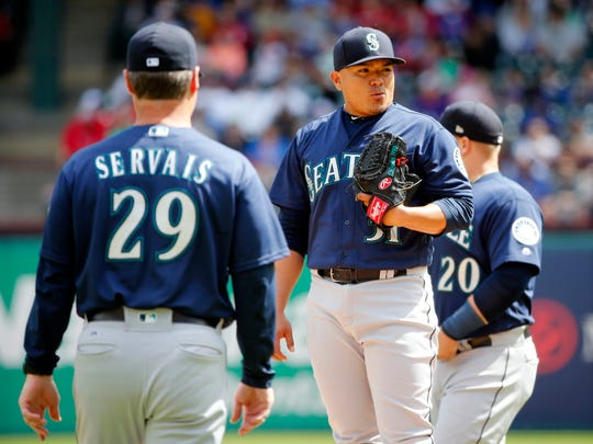Erasmo Ramirez has given up seven home runs in just