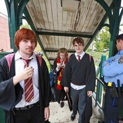 Warner Bros. crackdown puts Dark Mark over Harry Potter festivals