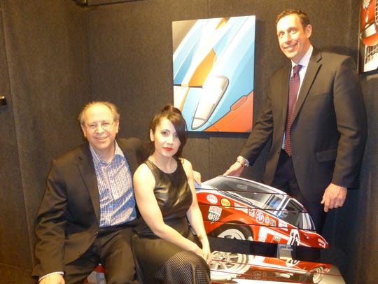 NAIAS Gallery Corporate Sponsors Tapper's of Novi,