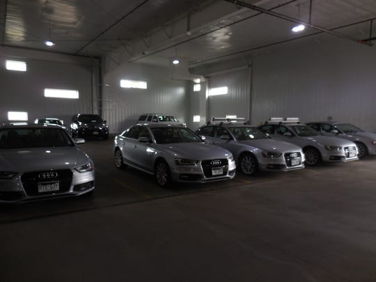 Taking Silvercar And Its Spiffy Audis For A Test Drive - Audi silver car