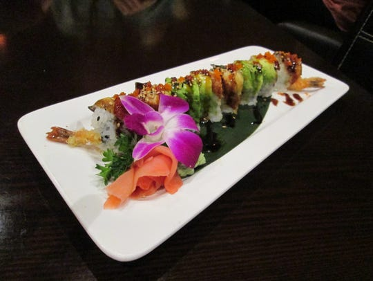 Ninja Japanese Steak House offers freshly made Japanese
