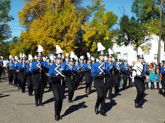 Havre High Marching Band
