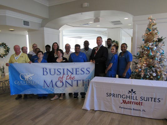 635864795415911493-December-Business-of-the-Month---SpringHill-Suites-by-Marriott-Pensacola-Beach.JPG