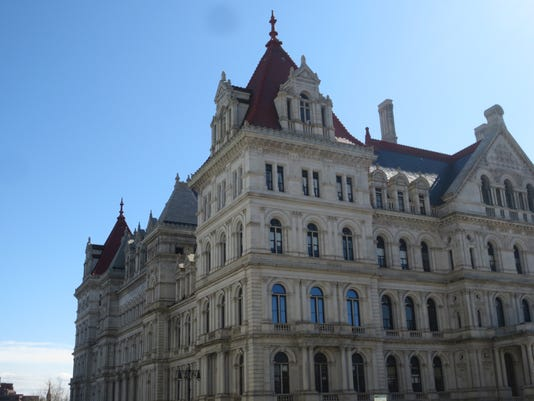 New York state Capitol