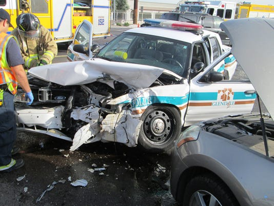 Glendale police-involved fatal crash