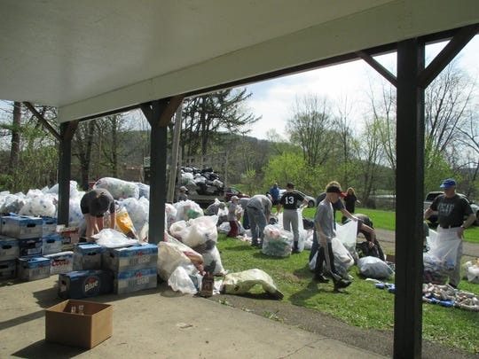SVEYA has been doing can/bottle drives for 20 years or more. This year's location will not be in Nichols Park, but at the SVEYA fields by the Spencer Town Barn on Saturday, May 7, 8 a.m.-noon.