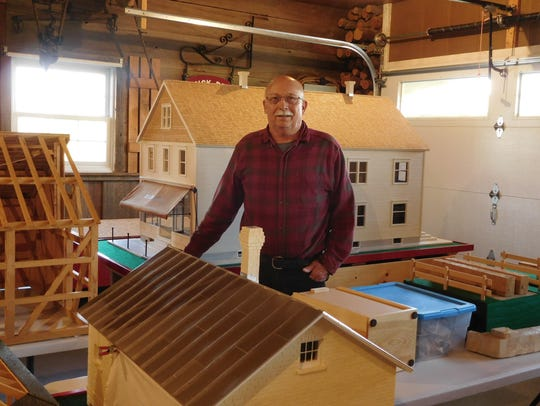 Newton historian and artisan Charlie Bauer will exhibit