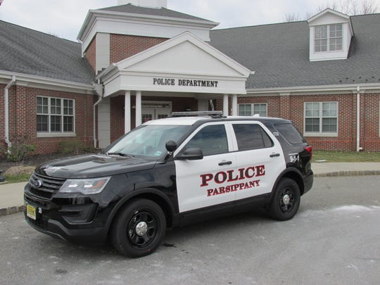 Parsippany Police Department