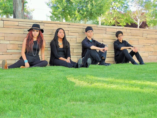 The members of Sacred Sound intend to keep their band together even after the end of this summer's Native American Music Program and hope to go on tour someday.