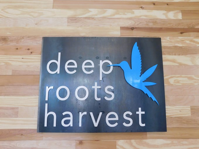 Deep Roots Harvest in Mesquite began selling recreational