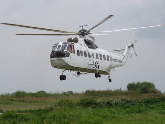 AAR operates a fleet of helicopters and airplanes. Here is an image of a Sikorsky S-61, though it's not immediately known if this is the craft that crashed.
