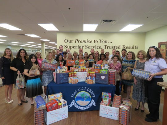 Grace Packs helps food-insecure children.