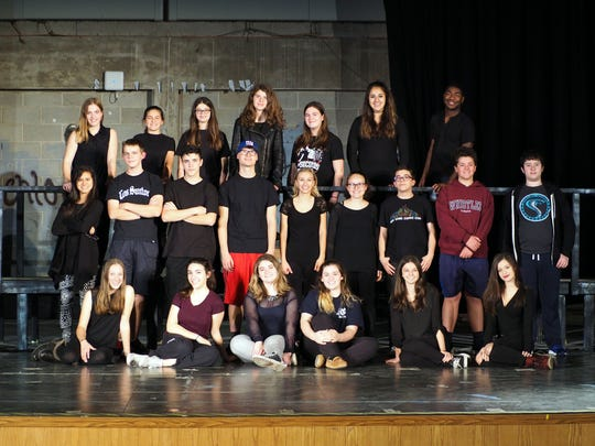 Cast of Midsummer/Jersey