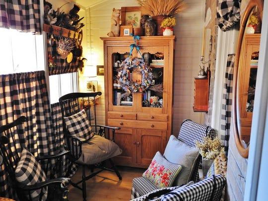 The home of Jennifer Hogan and Charlie Ratigan, 224