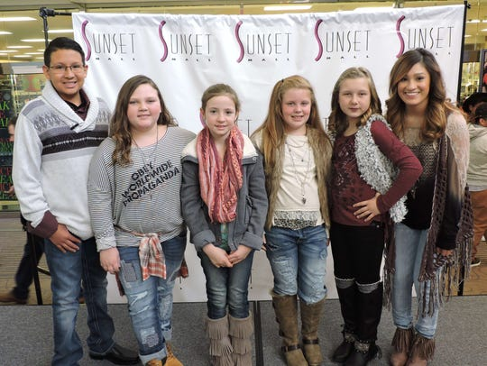 The Sunset Mall Fashion Show is scheduled for Dec.
