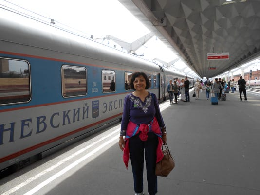 Touring Poland, Russia and the Baltics