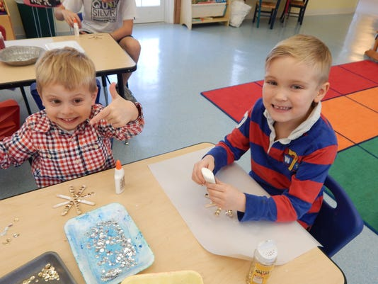 Dutchess Day School, preschoolers