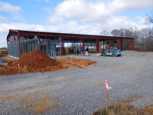 EMS Station 31 is in development.