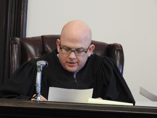 Judge Robert Batchelor