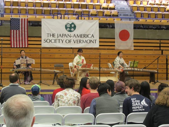 The Japan-America Society of Vermont presents the annual