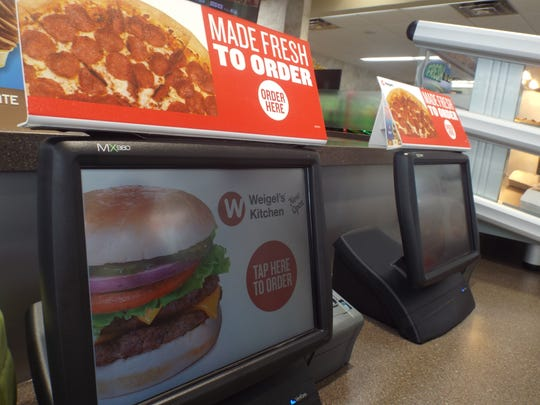 Innovative ordering kiosks take convenience to the next level.