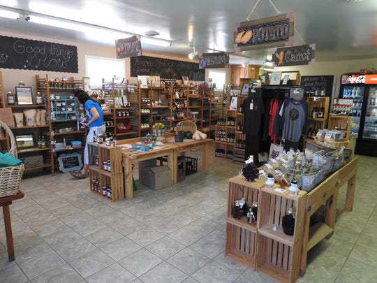 Local Bounty at 2991 Ohio 83 North will close Oct. 28. It currently has 39 vendors from across Ohio selling handmade items and homegrown food.