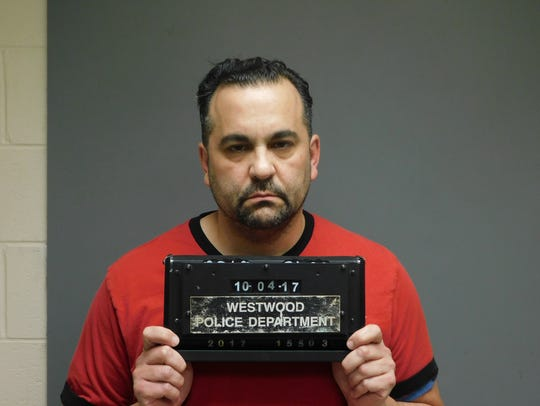 Booking photo of Peter Iappelli.