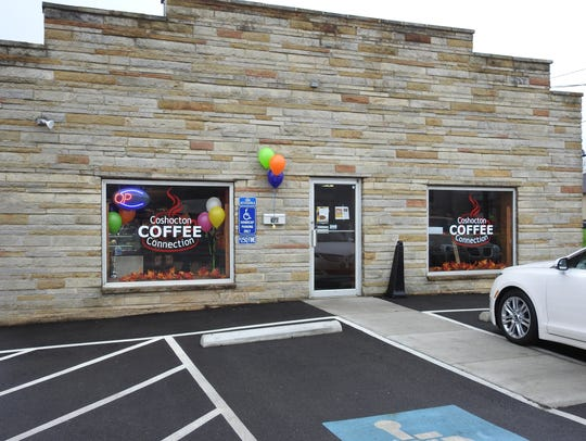 Coshocton Coffee Connections had a grand opening this