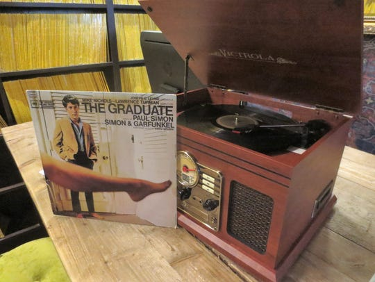 The Graduate Hotel Berkeley has periodic vinyl nights