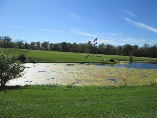 Plans for a new Union County park have been stymied