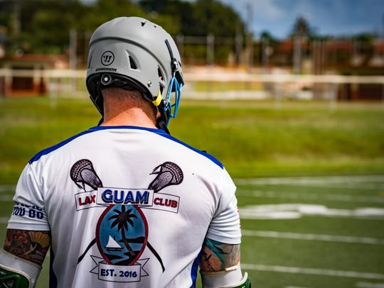 The Guam Blacktips, formerly known as the Guam Lacrosse