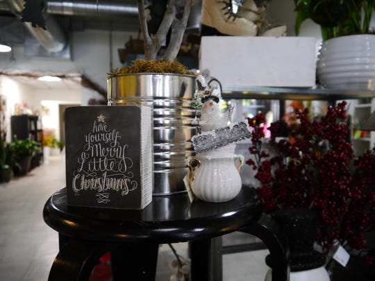 My Viola has deals on Christmas items, floral bouquets and plants during Small Business Saturday.