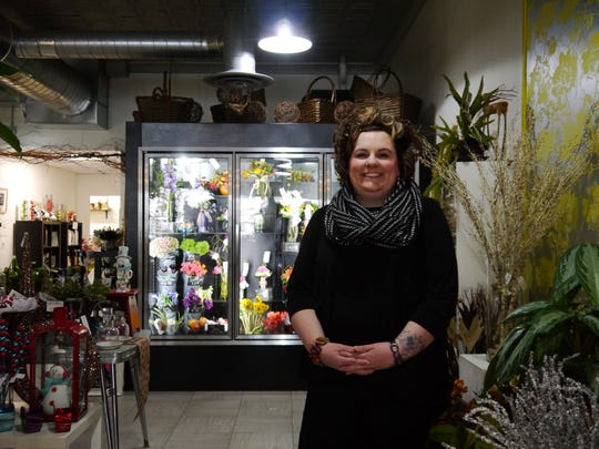 Kari lane Johnson, owner of My Viola, focuses most of her Thanksgiving weekend energy on Small Business Saturday instead of Black Friday.