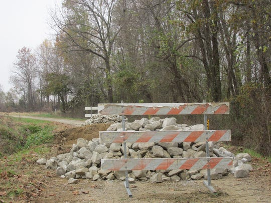 Small bridge on Sulphur Springs Road demolished after