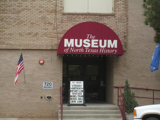 The Wichita County-owned Lindemann Building houses the Museum of North Texas History along with four stories of stored documents and evidence.