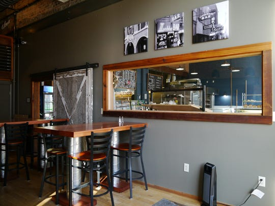 Enbar and Cory Block Bakery often put on joint events