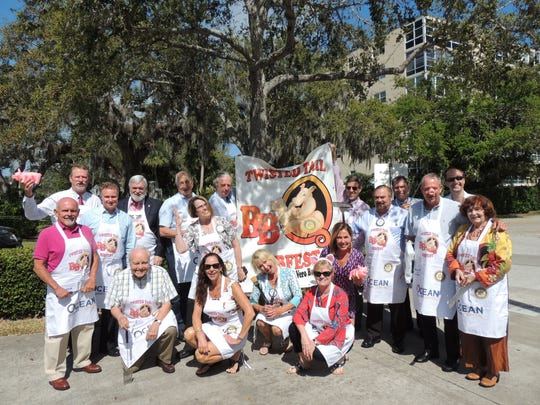Rotary Club of Vero Beach Twisted Tail Ribfest Committee