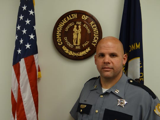 Jason Maydak has been appointed as Boone County jailer