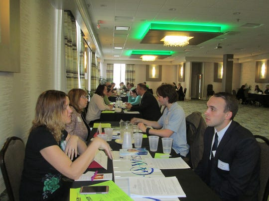 Speed Networking for a Cause 2018 will take place Thursday.