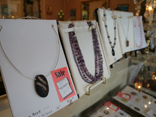Items at Yogo Sapphire Jewelry are on sale as the business