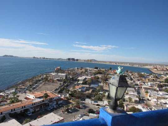 Part of the Sonoran Desert, Puerto Penasco is located