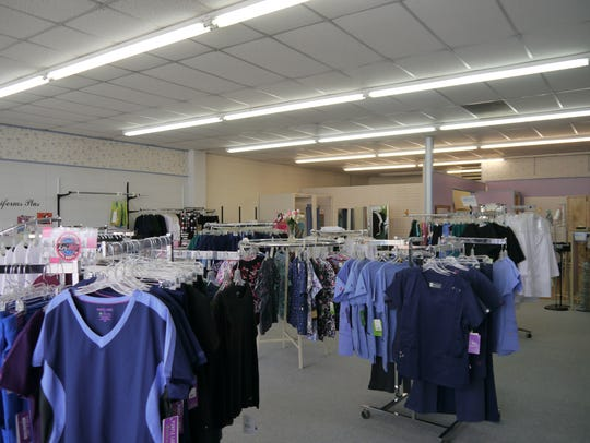 Uniforms Plus at 1113 10th Ave. S. is going out of